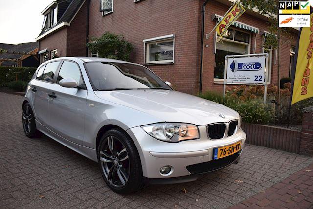 BMW 1-serie occasion - Autobedrijf Booij