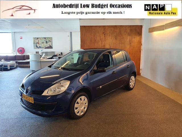 Renault Clio 1.2-16V Expression,Apk Nieuw,2e eigenaar,Airco,E-Ramen,N.A.P,Lm velgen,5Deurs,Topstaat!!