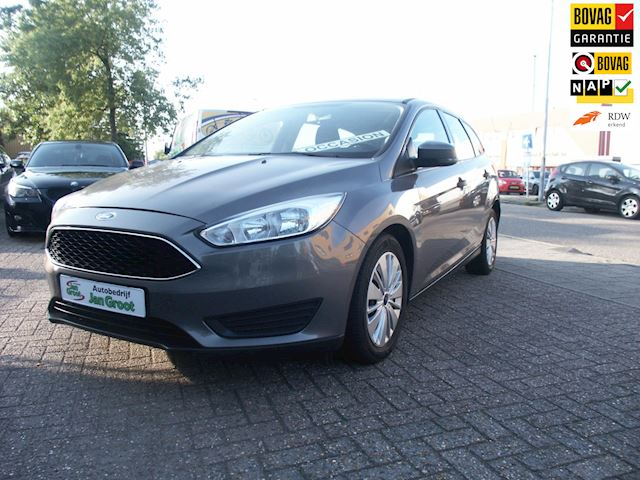 Ford Focus Wagon occasion - Autobedrijf Jan Groot