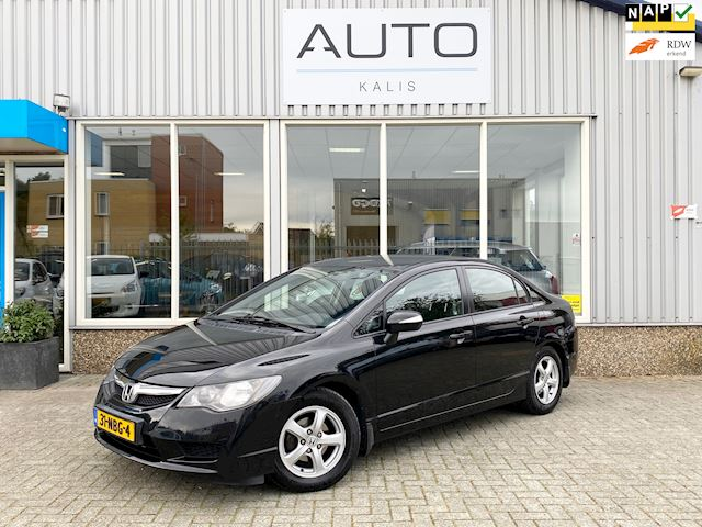 Honda Civic 1.3 Hybrid Comfort*AUTOMAAT*AIRCO*NIEUWE APK*