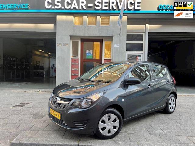 Opel KARL 1.0 ecoFLEX Start/Stop 75PK Edition Airco, Navi, NAP
