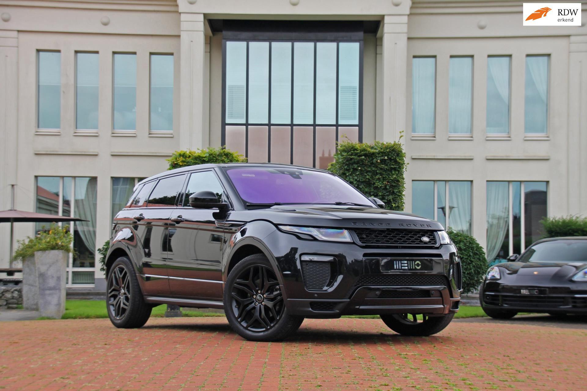 Land Rover Range Rover Evoque occasion - Memo Performance