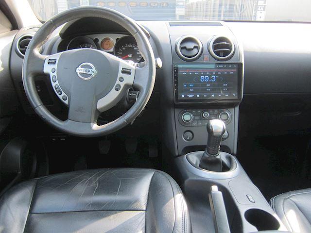 Nissan Qashqai 1.6 Acenta LEDER TREKHAAK PANO-DAK APPLE CAR PLAY!!
