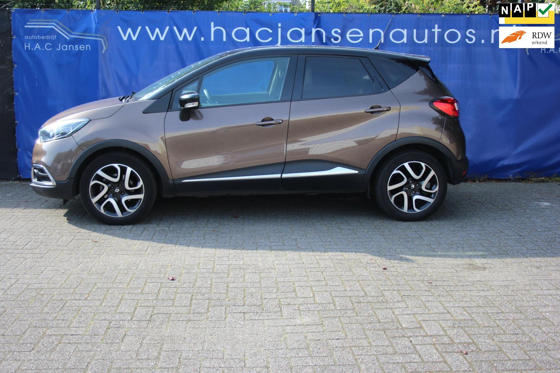 Renault Captur occasion - Autobedr. VOF HAC Jansen