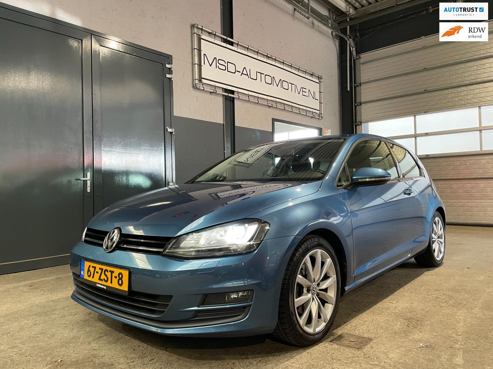 Volkswagen Golf occasion - MSD Automotive