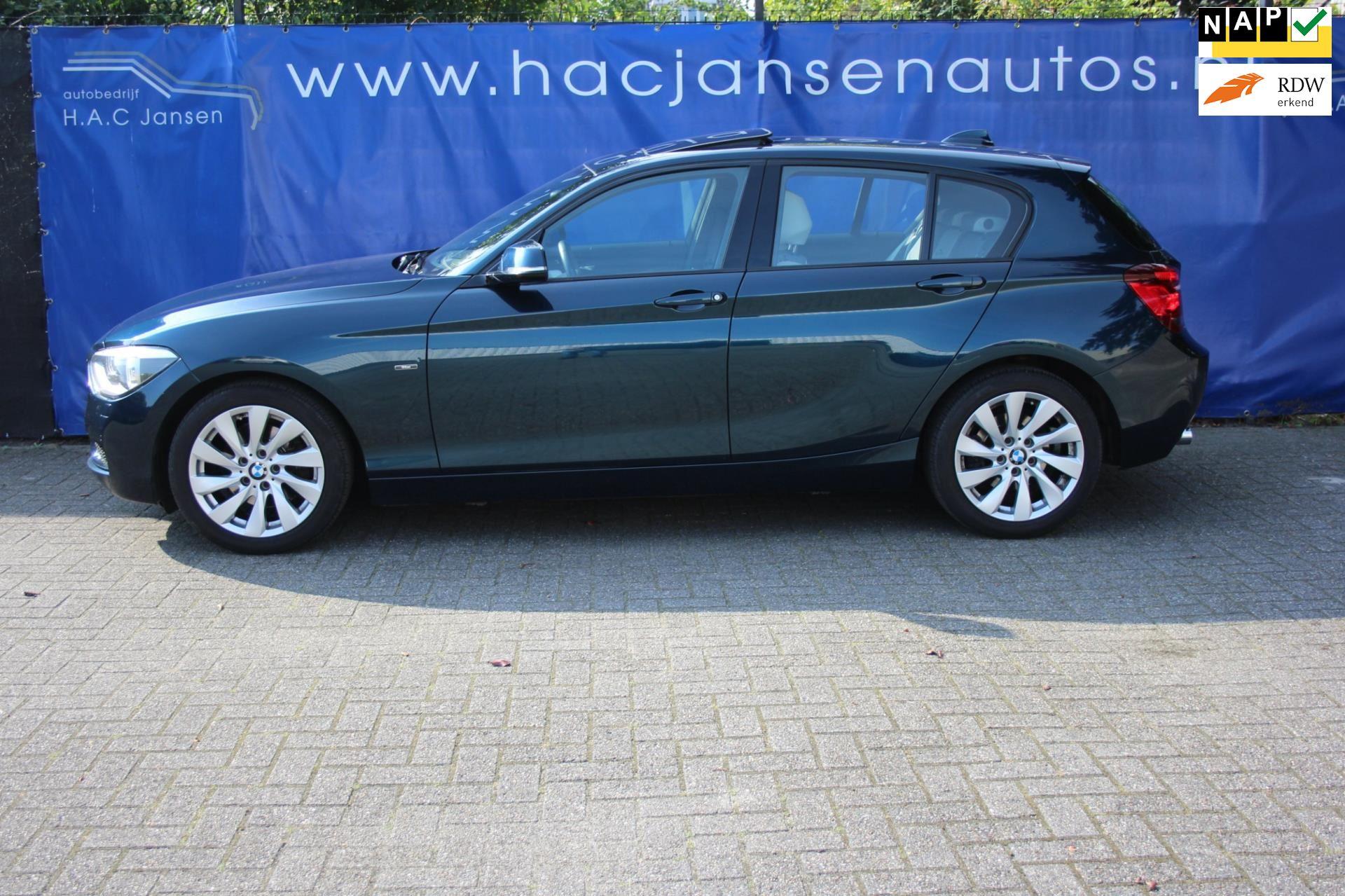 BMW 1-serie occasion - Autobedr. VOF HAC Jansen
