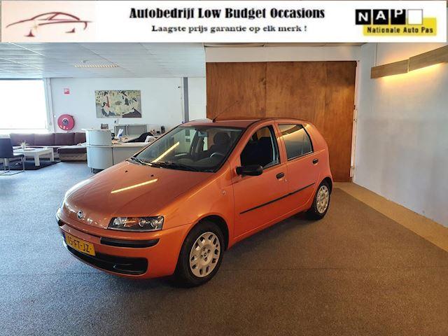 Fiat Punto 1.2 S,Apk Nieuw,1e eigenaar,Unieke kilomers,E-Ramen,Stuur-bekrachteging,N.A.P,5Deurs,Topstaat!!