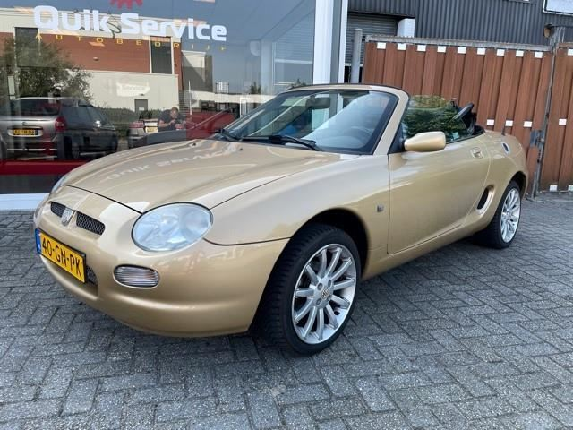 MG F occasion - Bosch Car Service Nuenen
