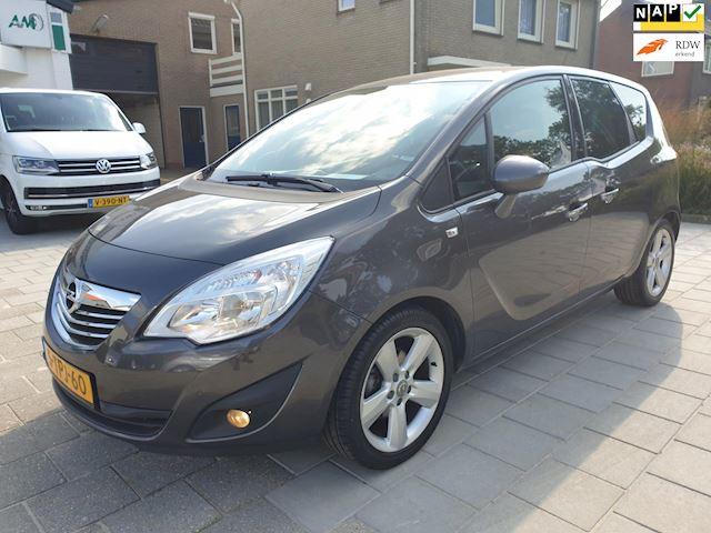 Opel Meriva 1.4 16v Nieuw type. Luxe Cosmo uitvoering.Airco/clima Cruise 17 inch LM Velgen enz.
