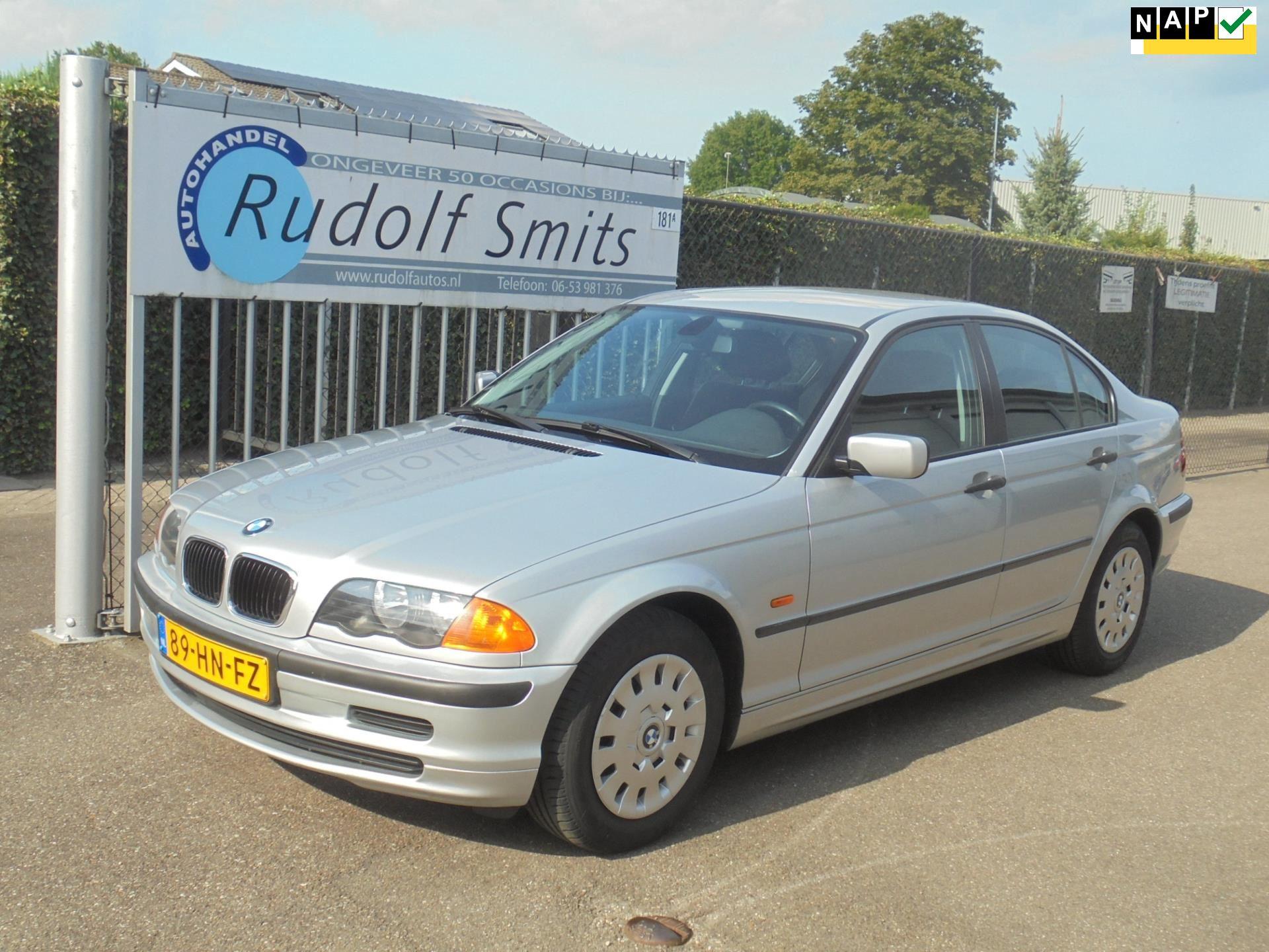 BMW 3-serie occasion - Autohandel Rudolf Smits