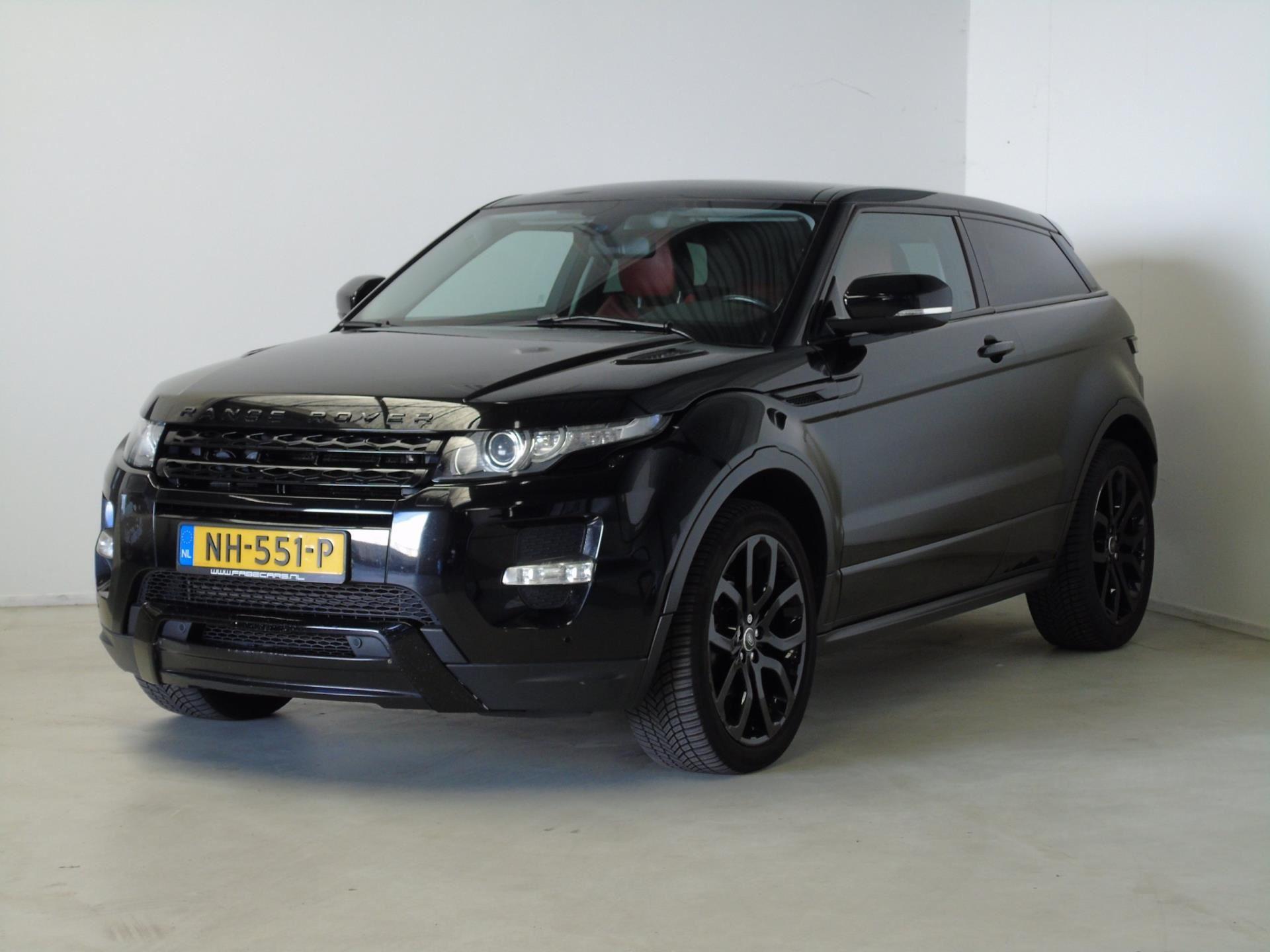 Land Rover Range Rover Evoque Coupé occasion - van Dijk auto's