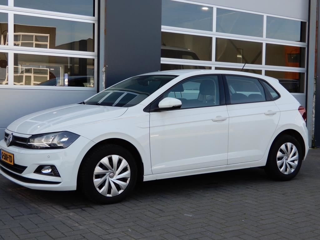 Volkswagen Polo occasion - Car Service Elburg