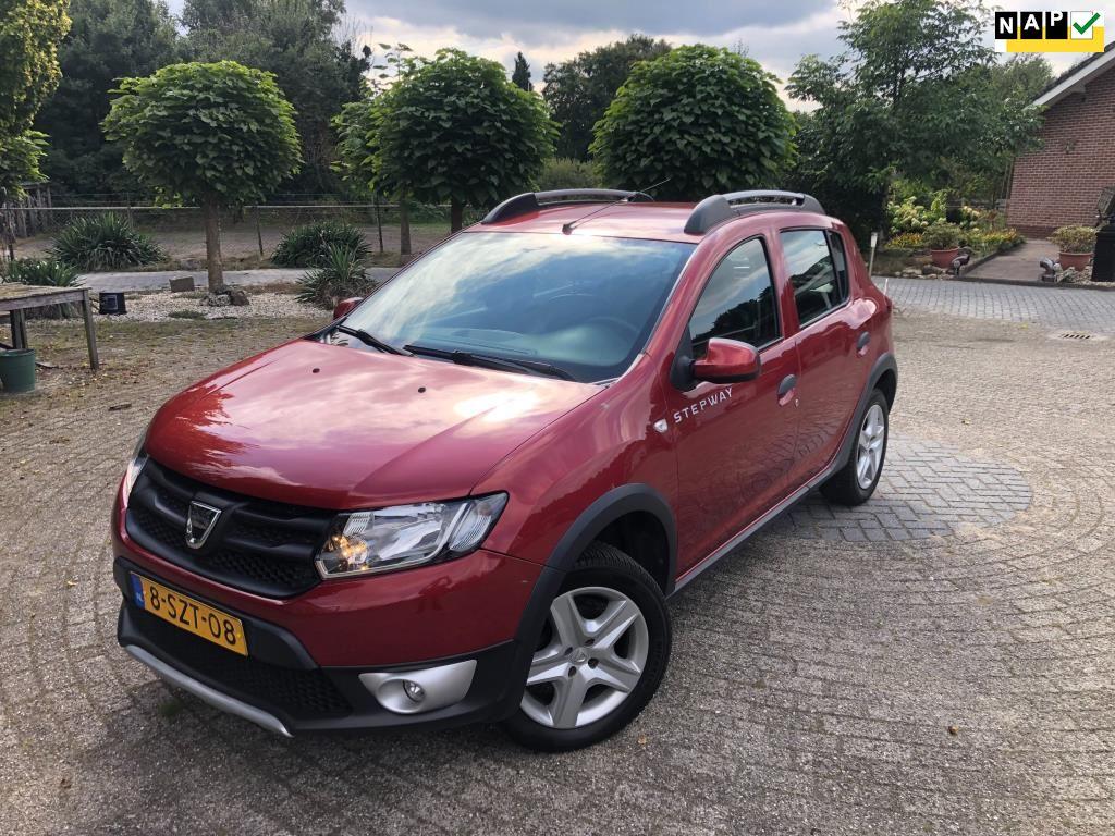 Dacia Sandero occasion - Autobedrijf Stronkhorst