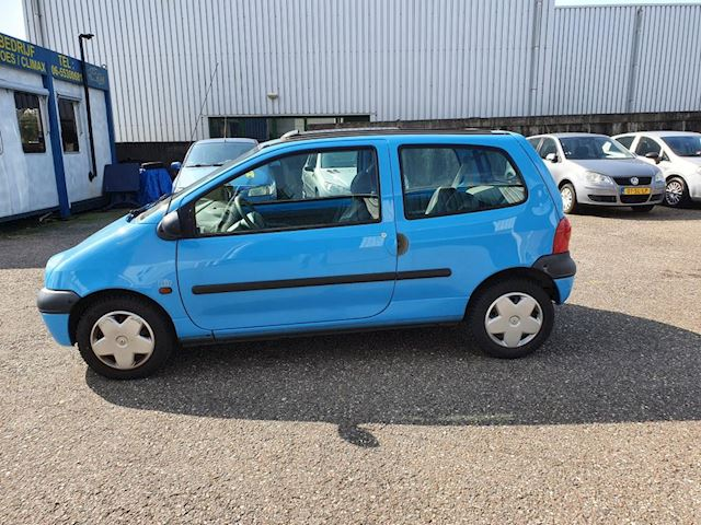 Renault Twingo 1.2 Air mooie auto, lage km stand