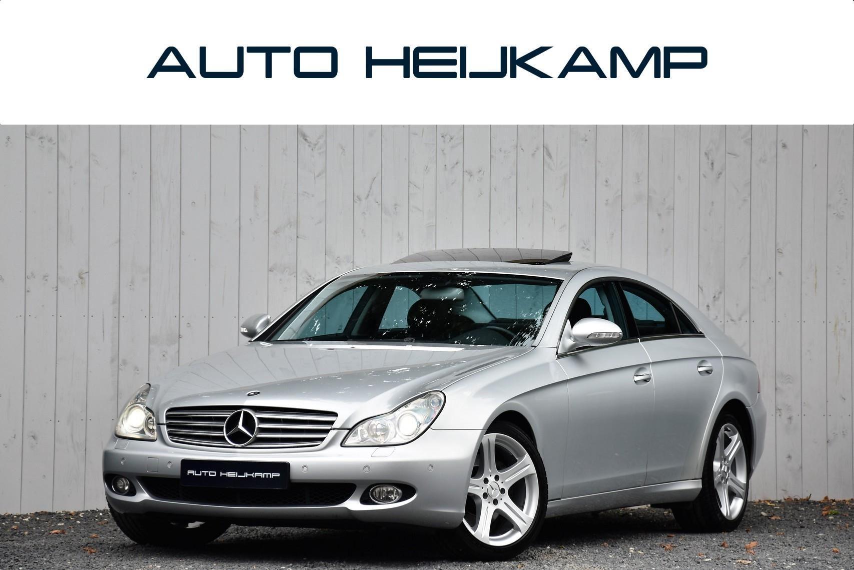 Mercedes-Benz CLS-klasse occasion - Auto Heijkamp
