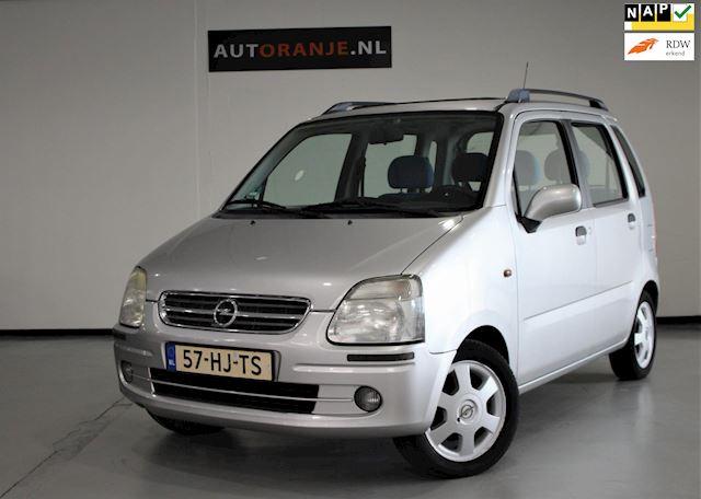Opel Agila 1.2-16V Elegance, Stuurbek, Schuifdak, APK, NAP!!