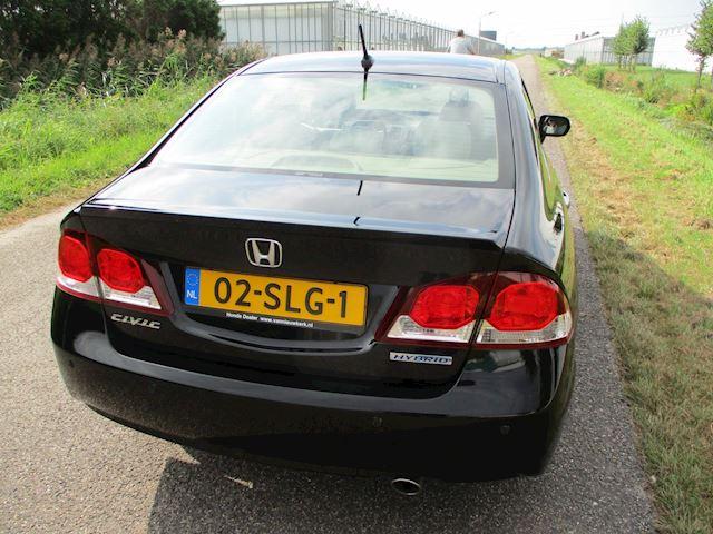 Honda Civic 1.3 Hybrid Elegance Automaat met navigatie