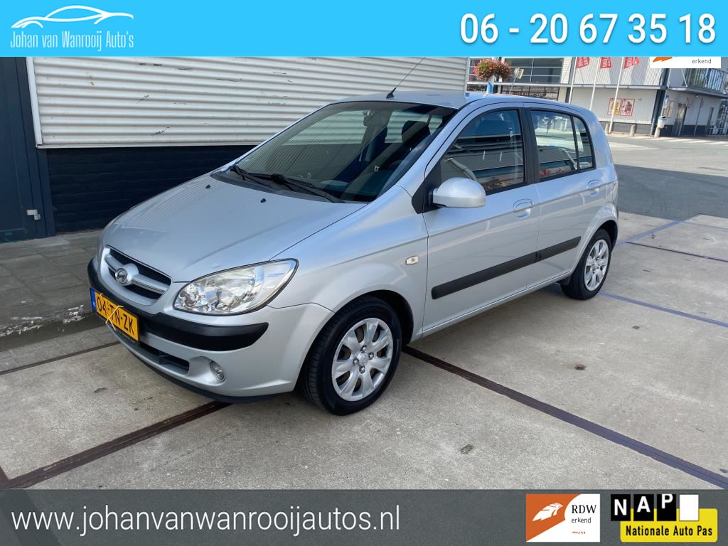 Hyundai Getz occasion - Auto Johan