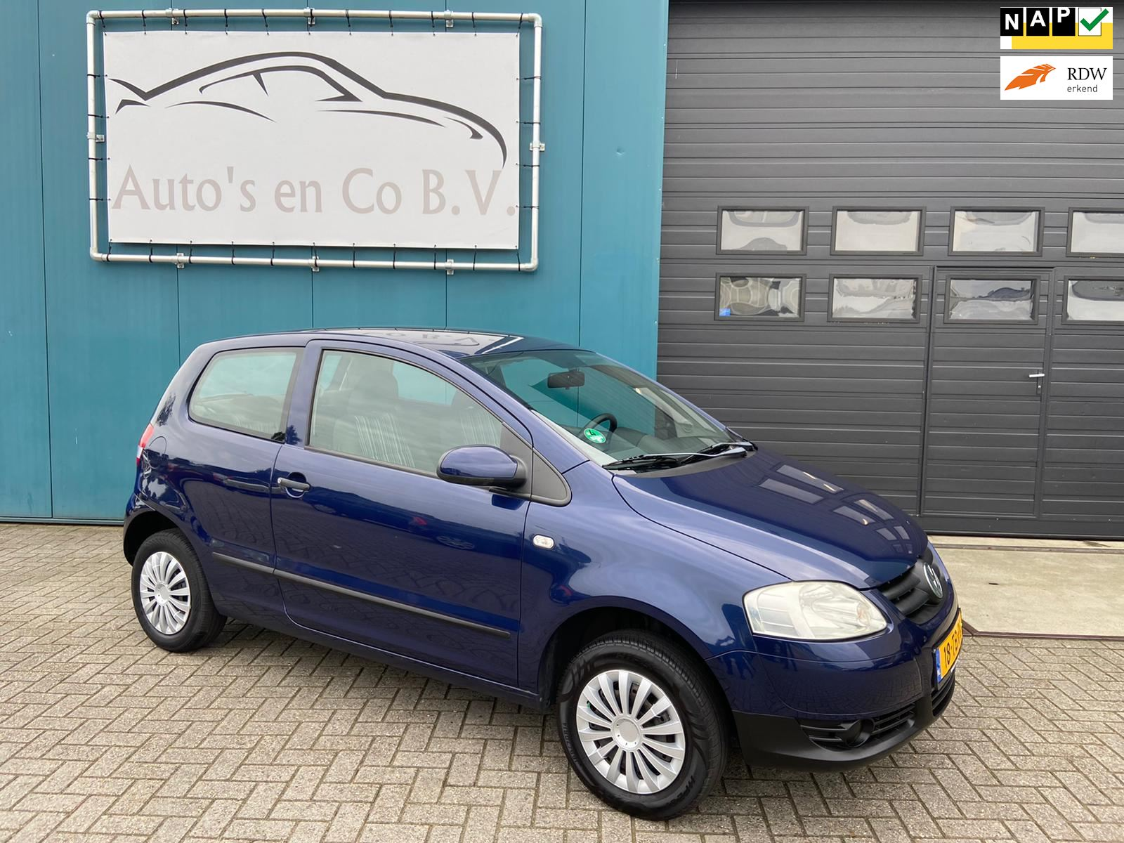 Volkswagen Fox occasion - Auto's en Co B.V.