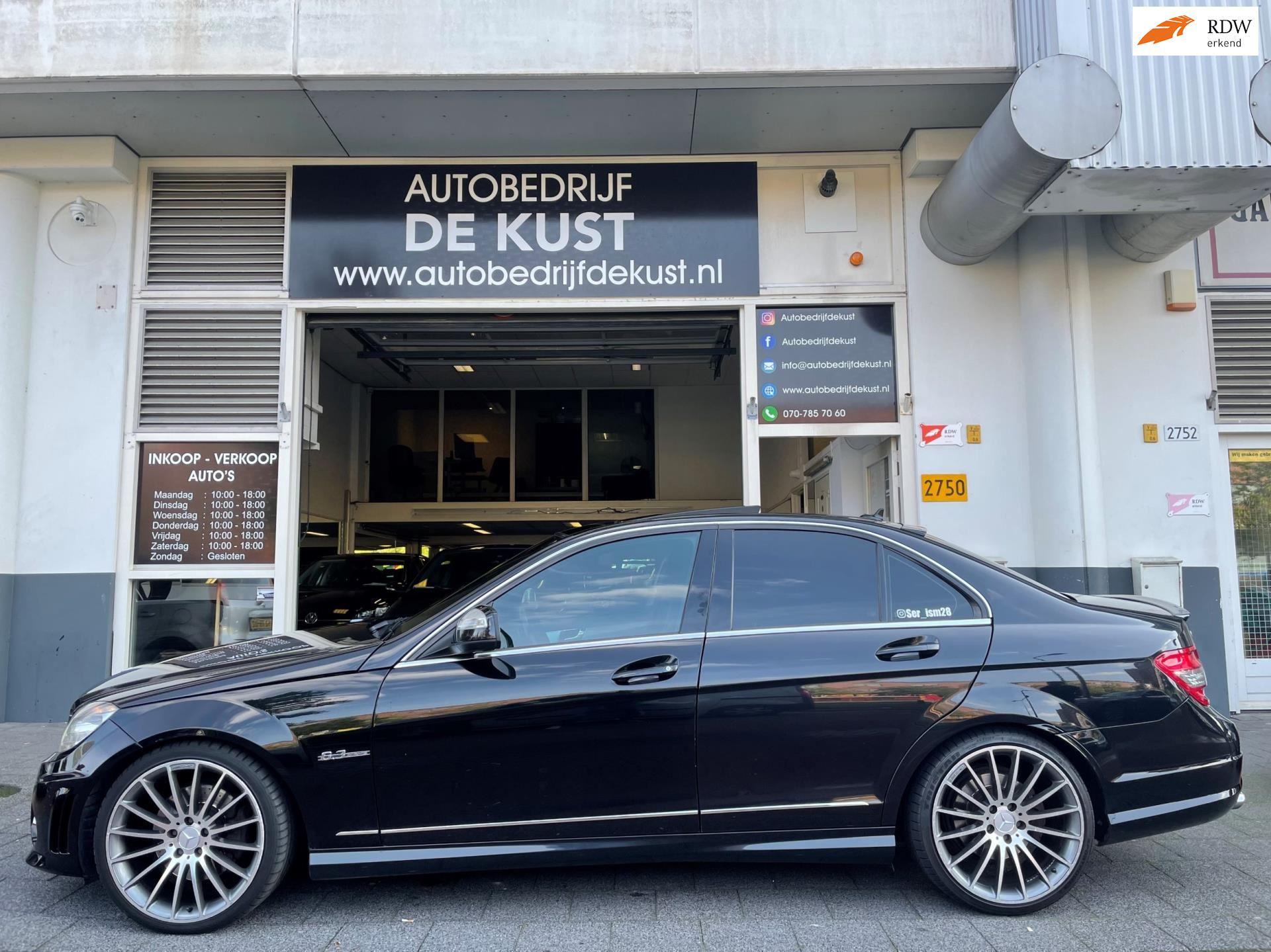 Mercedes-Benz C-klasse occasion - Autobedrijf De Kust B.V.