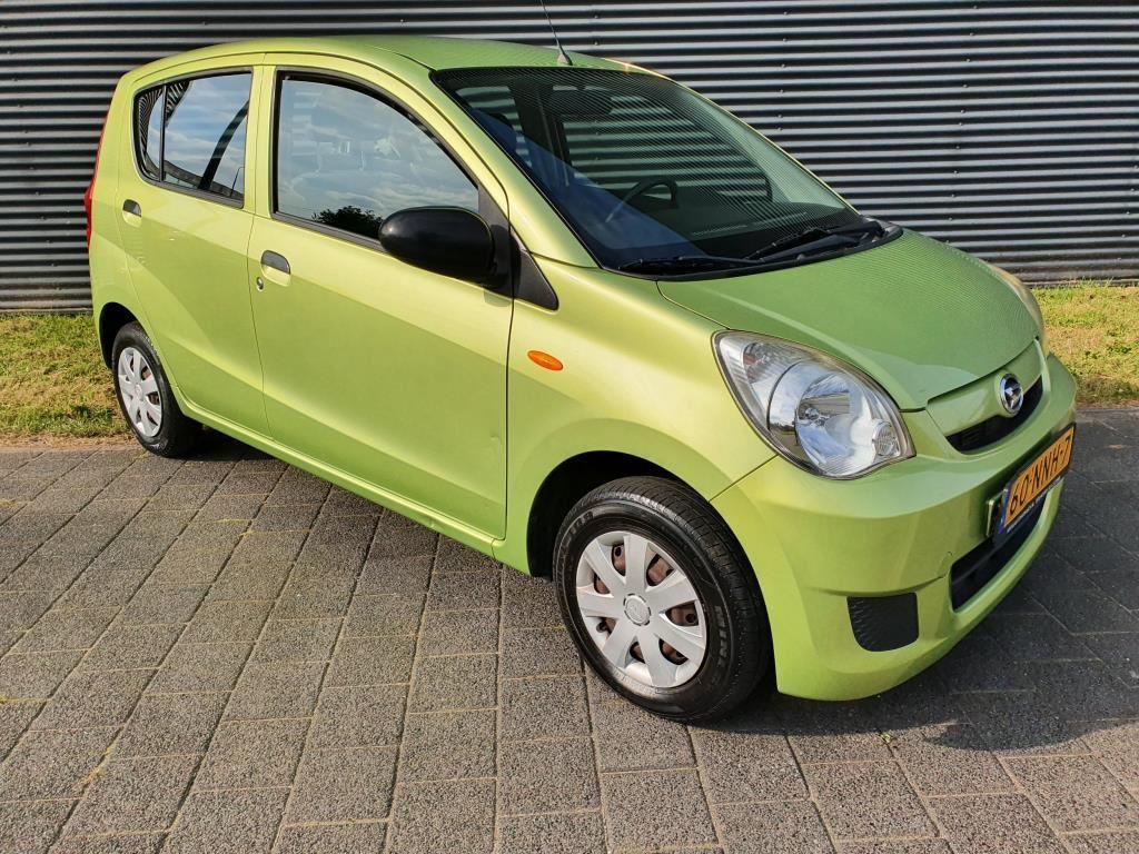 Daihatsu Cuore occasion - Autobedrijf Harnaschpoort