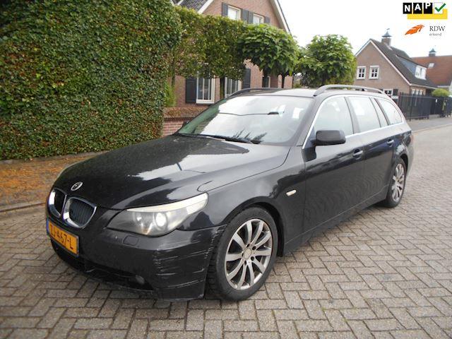 BMW 5-serie Touring 525d Business Executive AUT Clima