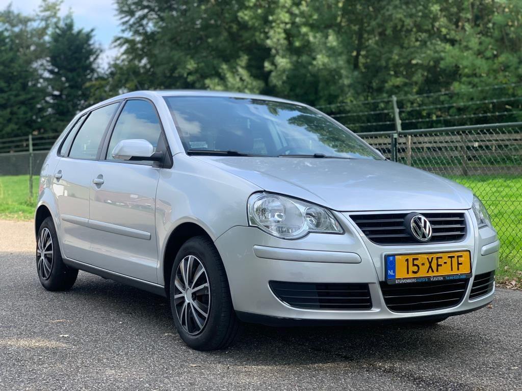 Volkswagen Polo occasion - Stuivenberg Auto's