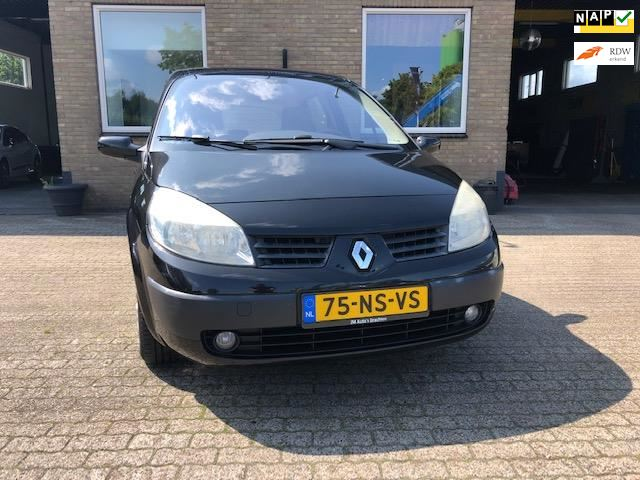 Renault Scénic occasion - Autobedrijf Gebr. Mussé