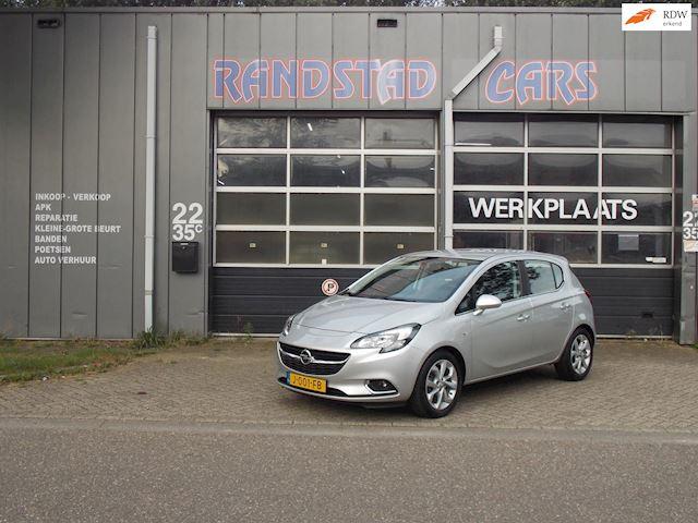 Opel Corsa 1.4 Innovation automaat Airco Elek Pakket 5Deurs 2018bij GARANTIE