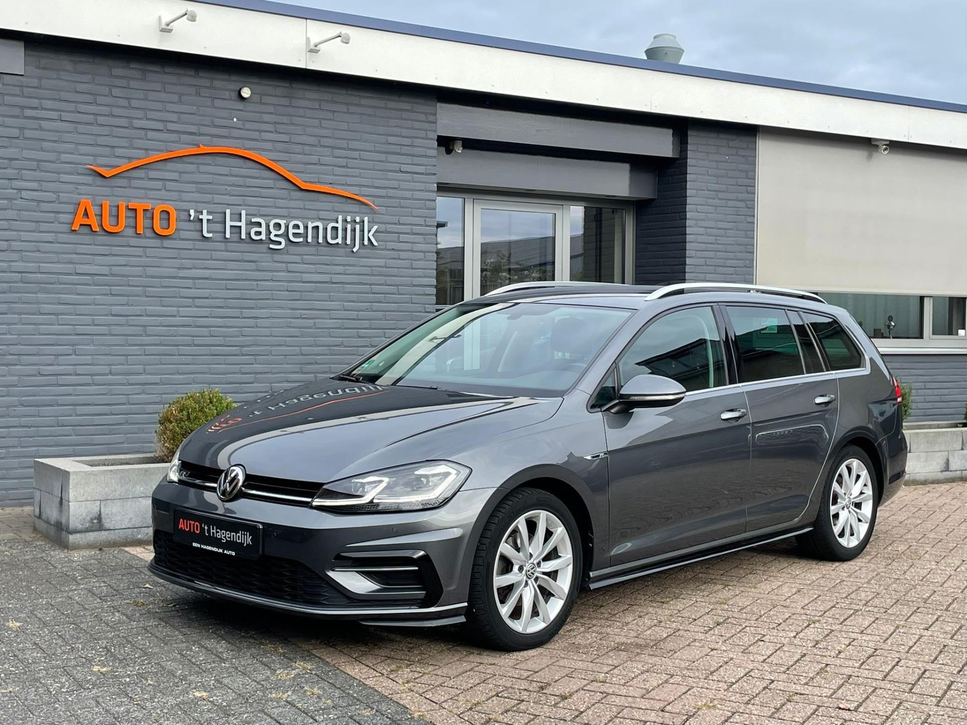 Volkswagen Golf occasion - Auto 't Hagendijk