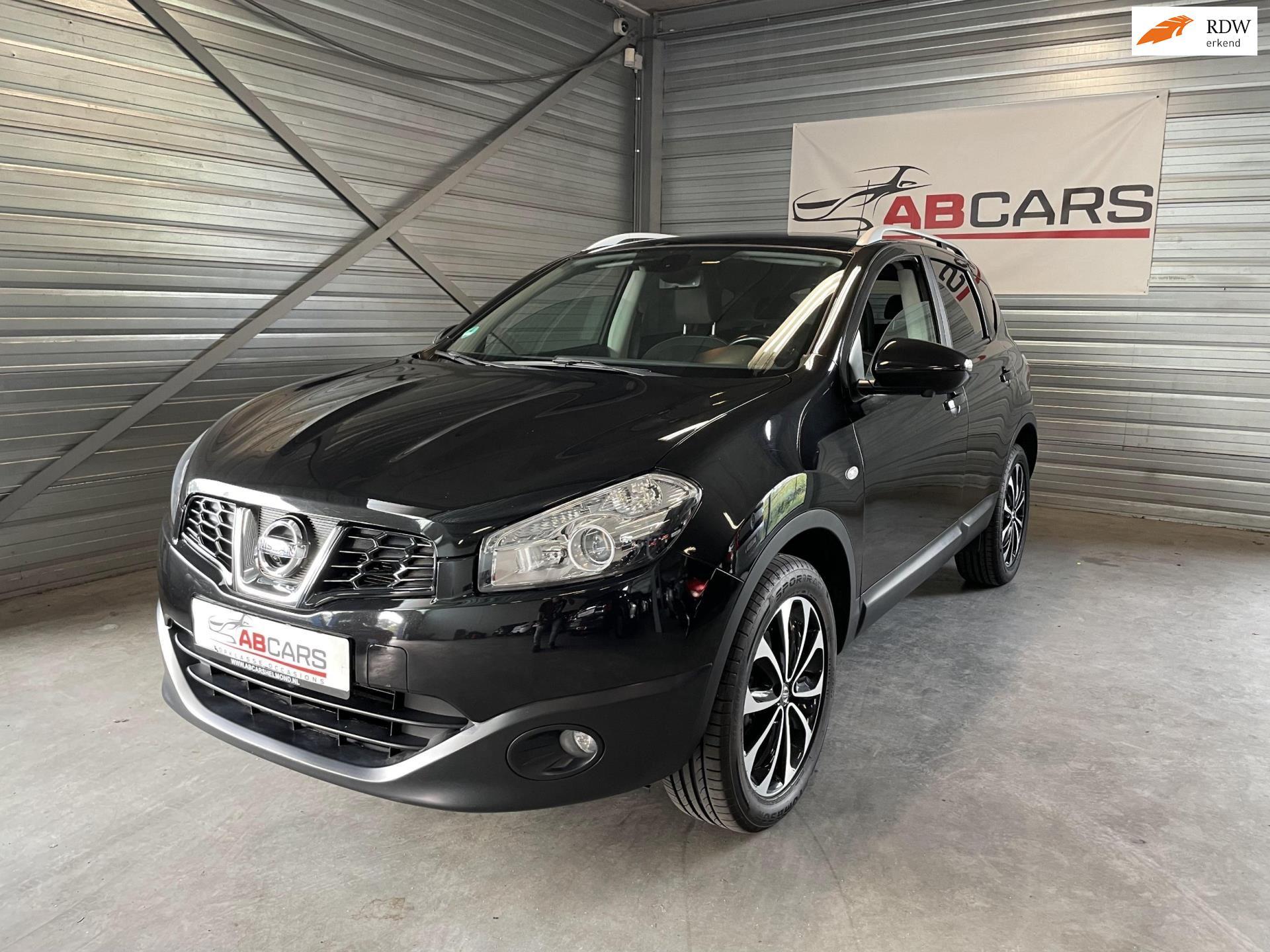 Nissan Qashqai occasion - AB Cars