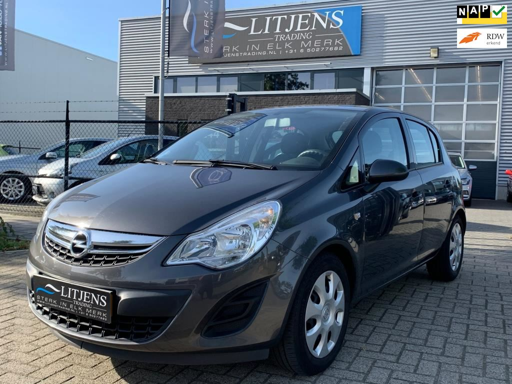 Opel Corsa occasion - Litjens Trading