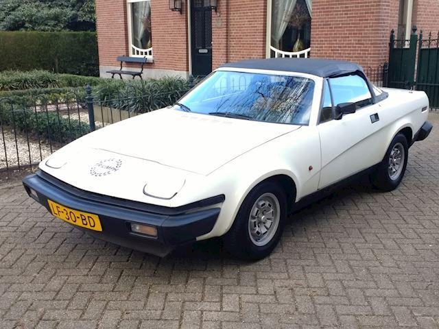 Triumph TR7 2.0 Softtop