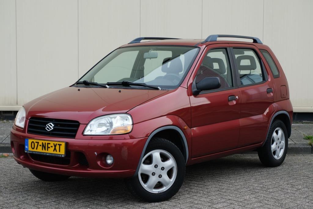 Suzuki Ignis occasion - Autohuis Sappemeer