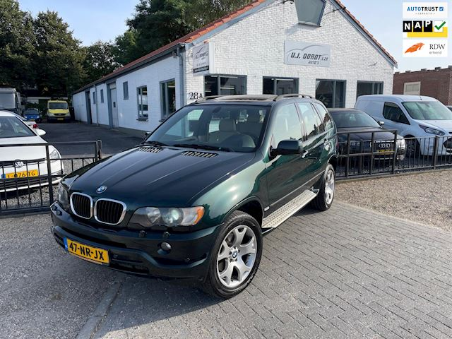 BMW X5 3.0i Executive in keurige staat!