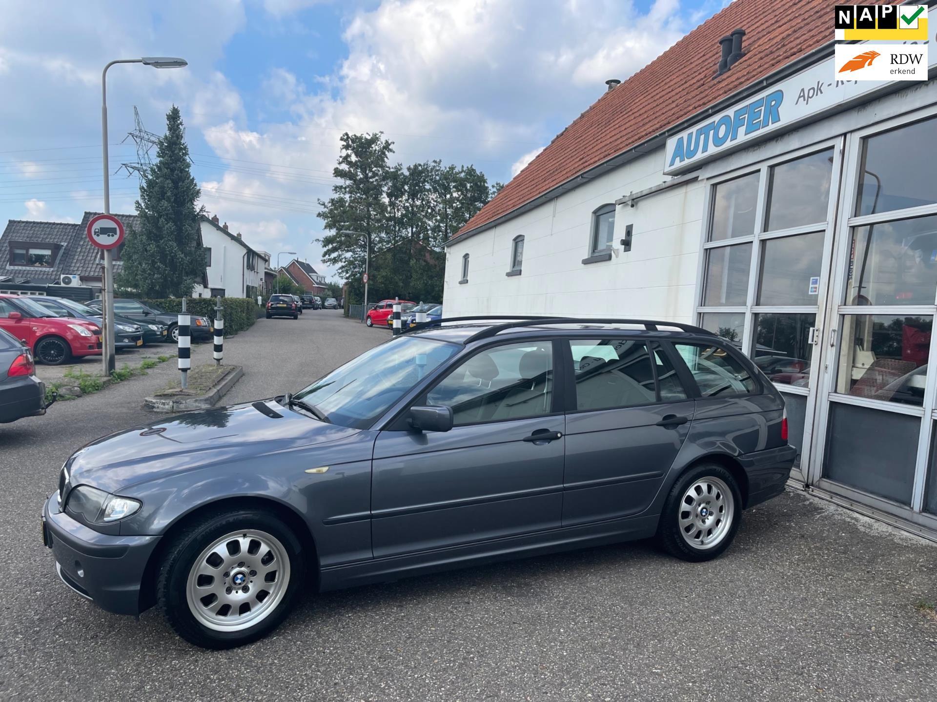 BMW 3-serie Touring occasion - Autofer