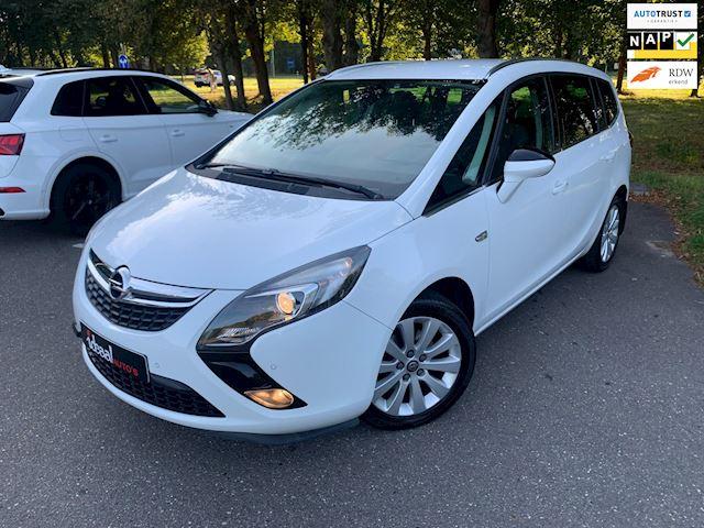 Opel Zafira Tourer 2.0 CDTI Cosmo I LEER I NAVI I CRUISE I TREKHAAK I PDC I CLIMA
