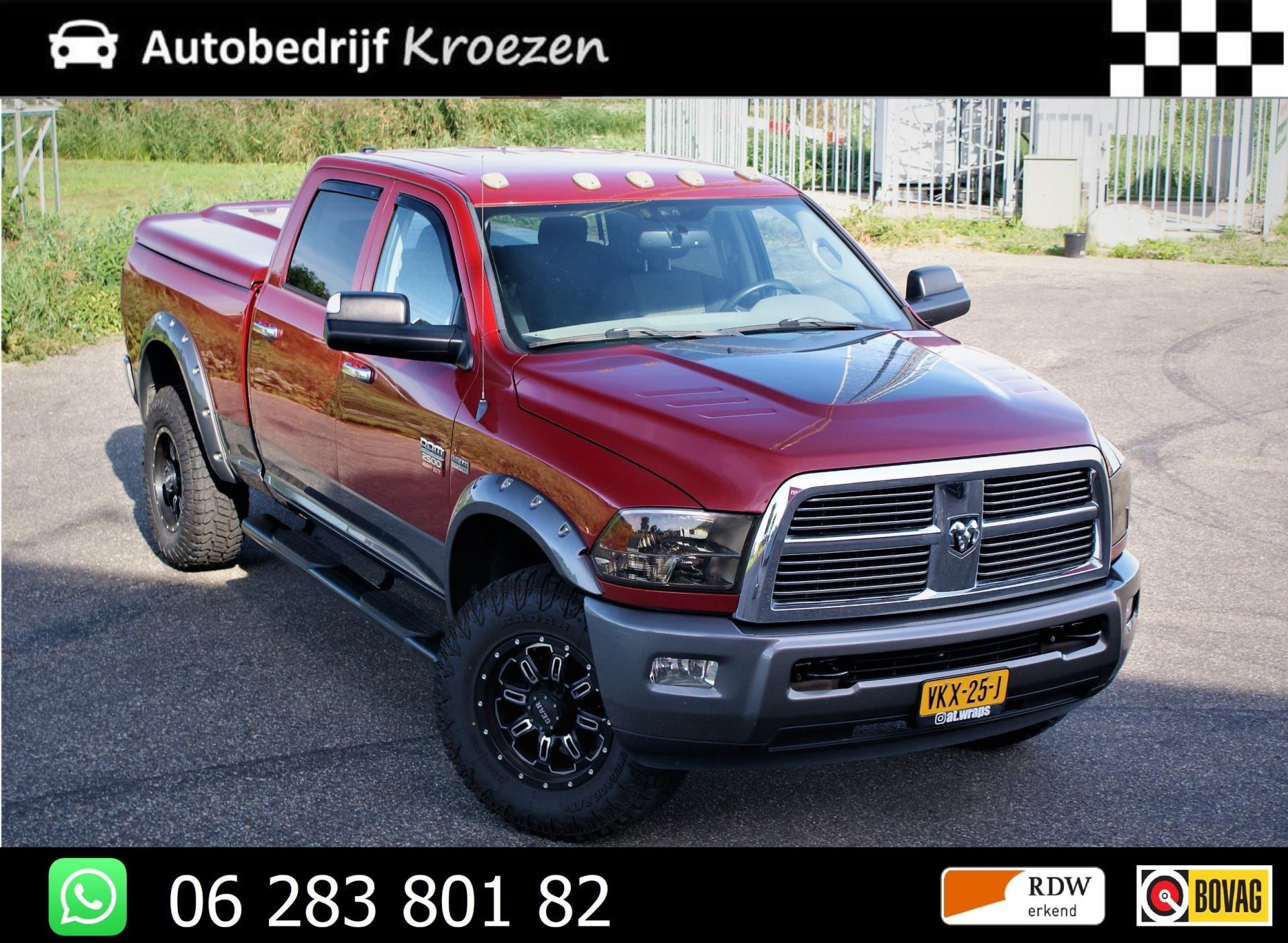 Dodge DODGE RAM 2500 occasion - Autobedrijf Kroezen