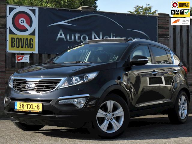 Kia Sportage occasion - Auto Nelissen