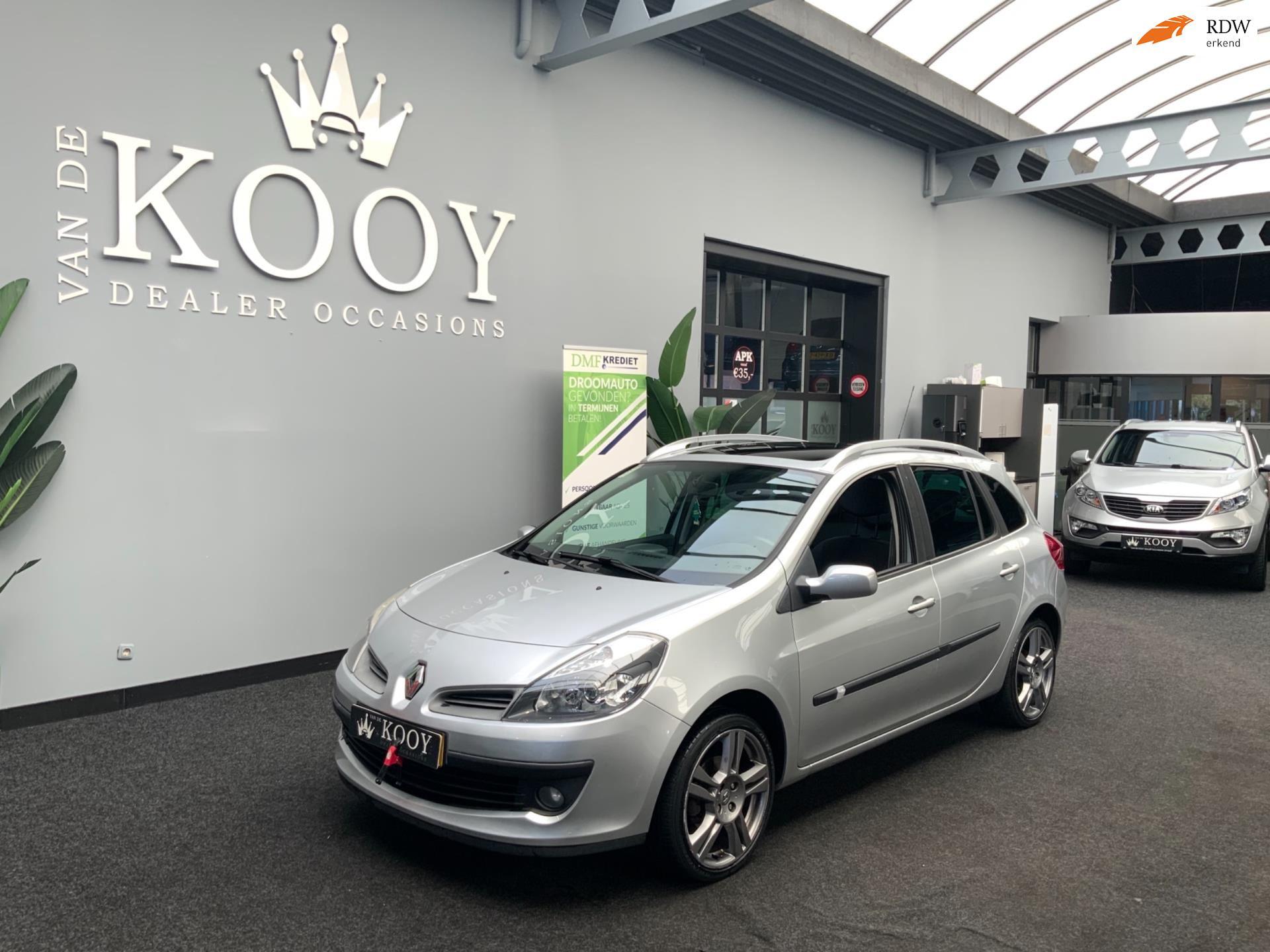Renault Clio Estate occasion - Van De Kooy Dealer Occasions Opmeer