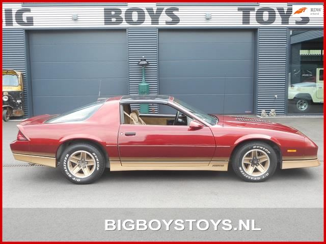 Chevrolet USA Camaro occasion - Big Boys Toys B.V.