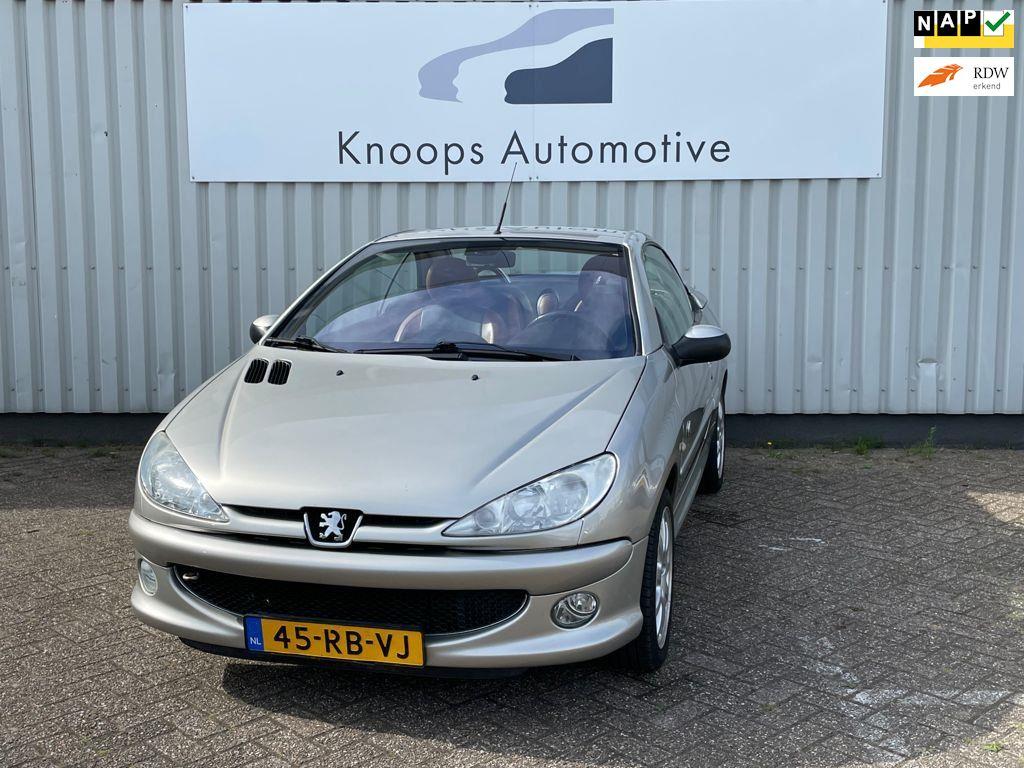 Peugeot 206 CC occasion - Knoops Automotive