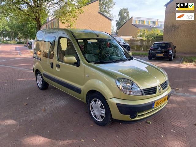 Renault Kangoo AUTOMAAT / Tweede eigenaar / 124.000 NAP / Nieuw APK