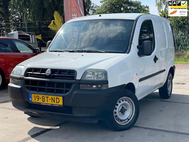 Fiat Doblò Cargo 1.9 JTD Basis Nieuw Apk Nap