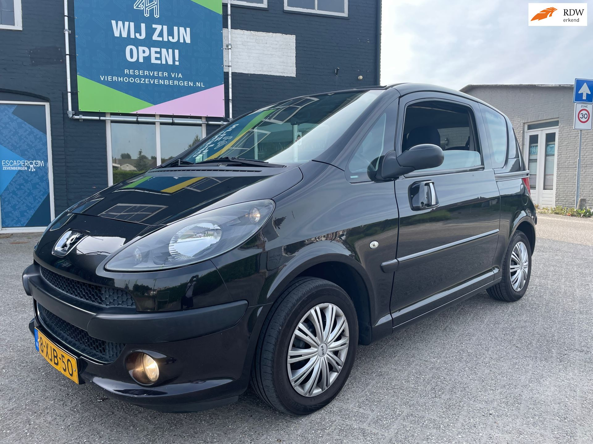 Peugeot 1007 occasion - Limited Car