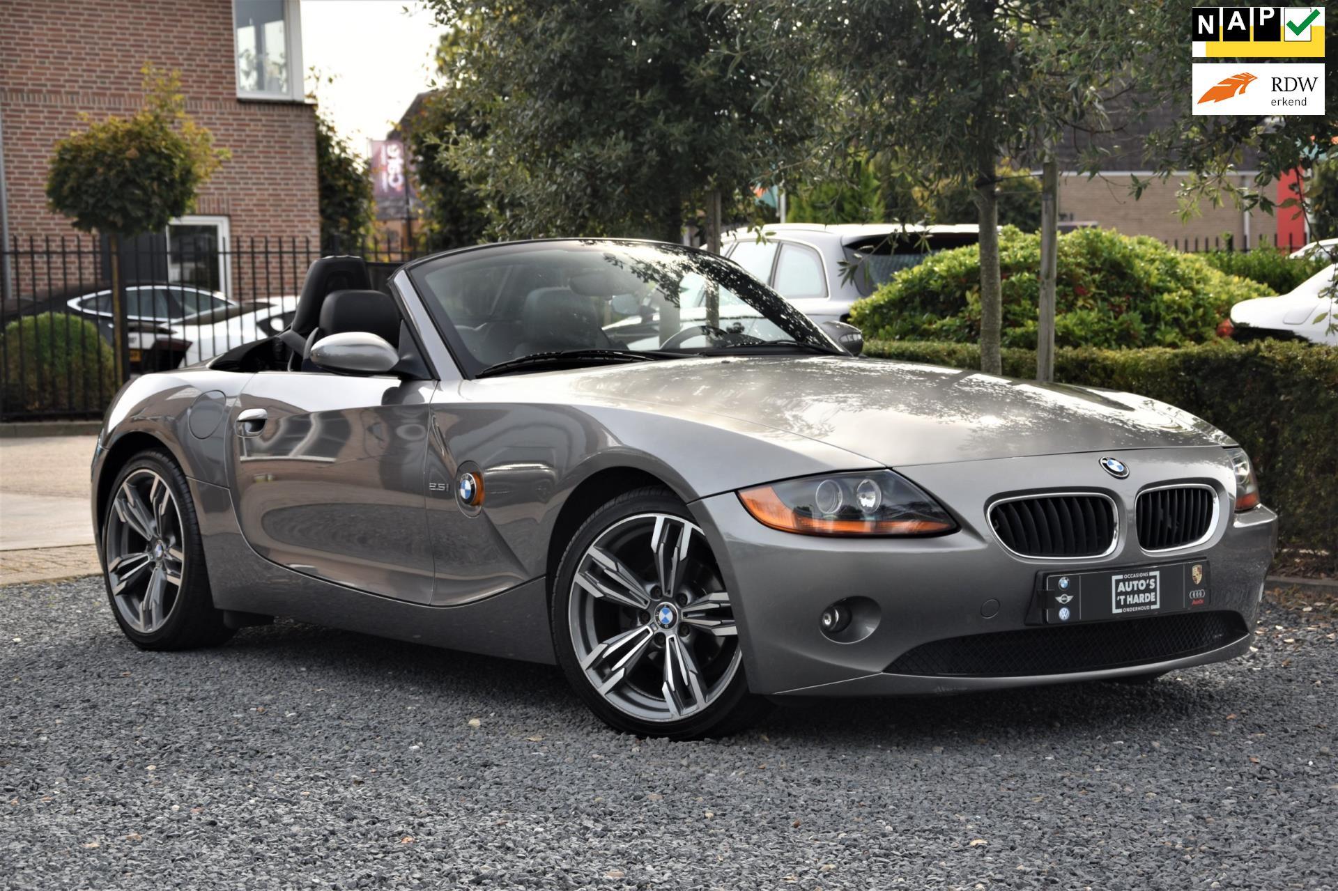 BMW Z4 Roadster occasion - Auto`s `t Harde