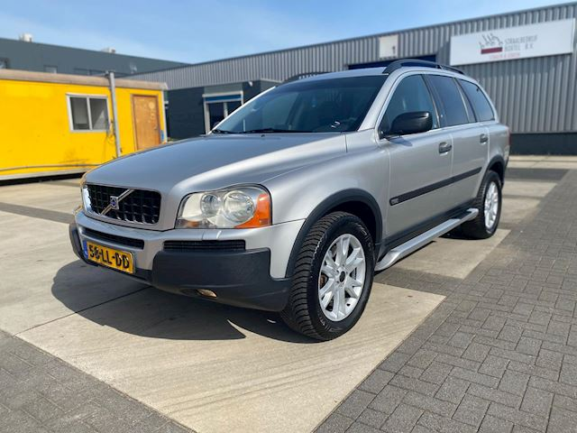 Volvo XC90 2.9 T6 Exclusive *CLIMA/LEER/AUTOMAAT/NAP* YOUNGTIMER*7 PERSOONS