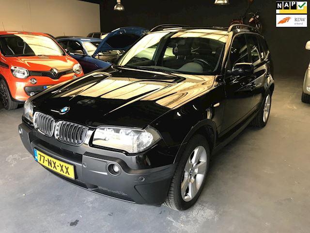 BMW X3 occasion - J. van de Wiel Auto's