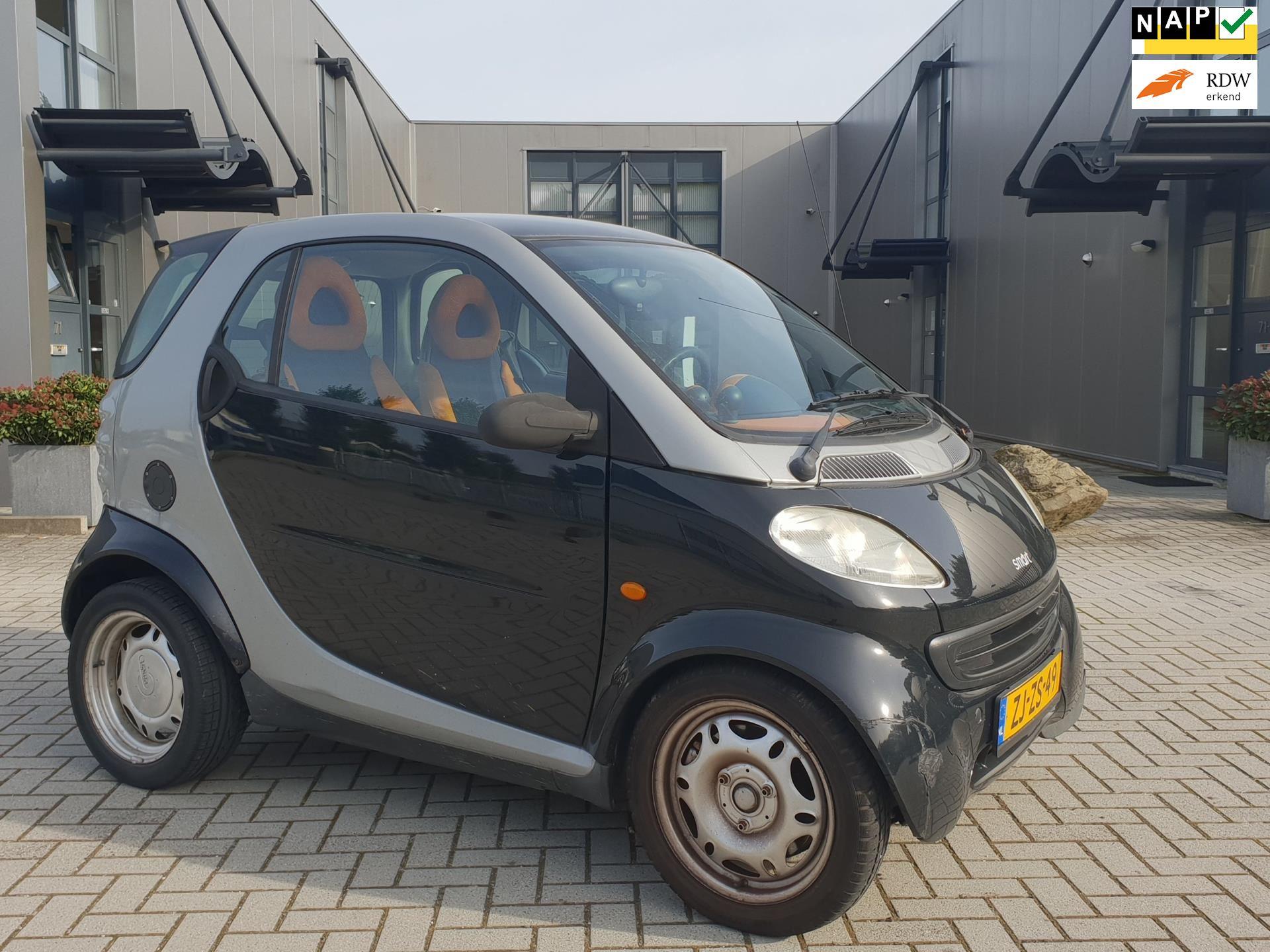 Smart City-coupé occasion - Weerterveld Auto's
