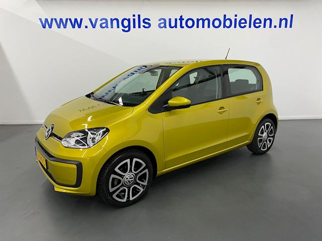 Volkswagen Up! 1.0 BMT move up! | 5-DEURS | AIRCO | LM VELG 16 | MAPS + MORE |